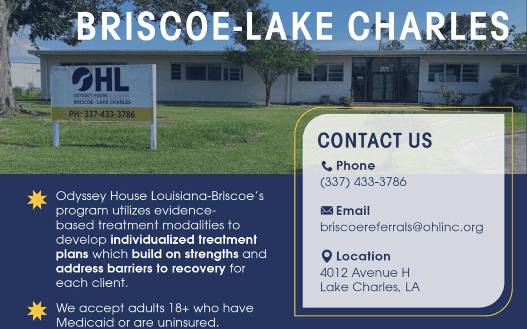 Odyssey House Louisiana-Briscoe